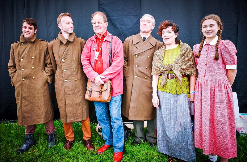 ww1-presentation-at-the-beverley-folk-festival-june-2014